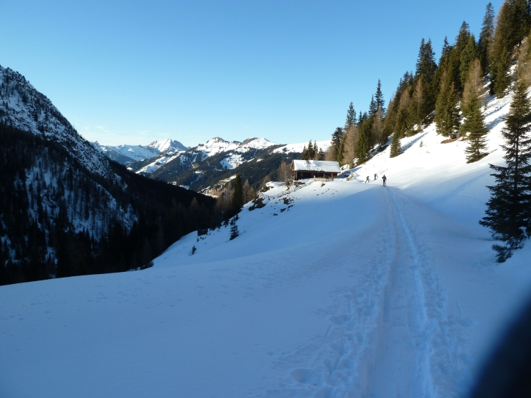 Skitour Großarl