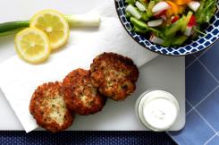 Fisch-Laibchen-vegetarische-Burger-Alternative