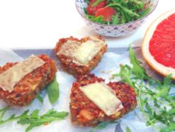 Linsen-Laibchen-mit-Haferflocken-vegan-vegetarisch