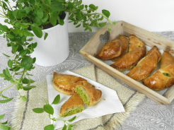 Erbsen-Blätterteig-Gebäck