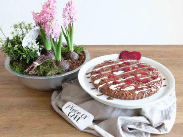 Rote-Rüben-Schokolade-Toblerone-Kuchen