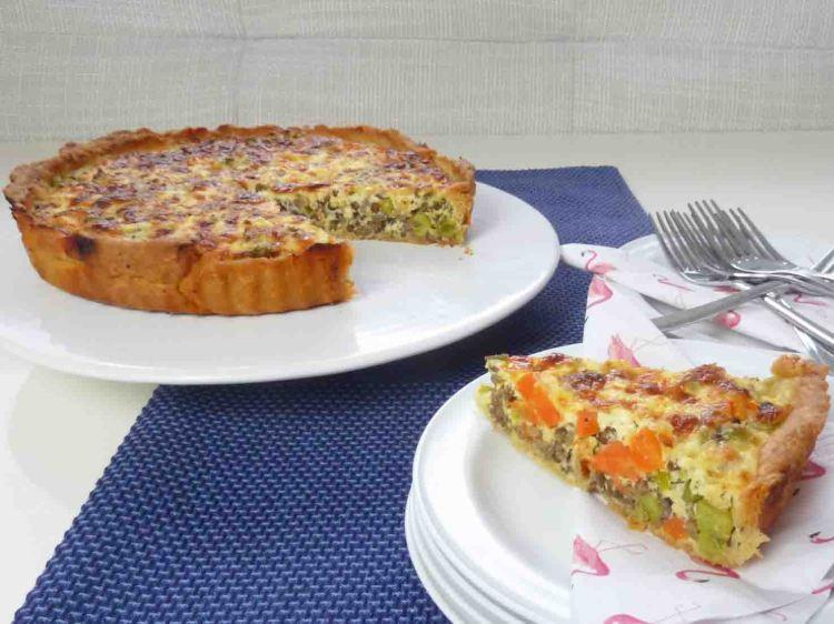 Schnelle-Quiche-vegetarisch-mit-Linsen
