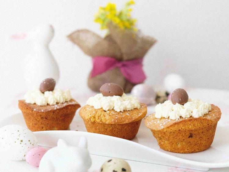 Karotte-Nuss-Muffins-Ostern-Rezept